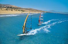 Fuerteventura #fuerteventura #spanien #sport #aktiv #hotelplan