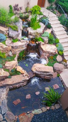 1214 Best Backyard Waterfalls And Streams Images In 2020 640 x 480