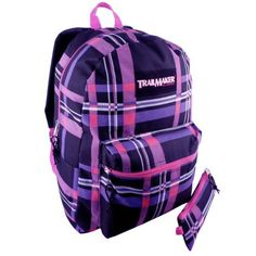 16  16.5 Inch Plaid Multi Compartment Backpack Student School Book Bag + Pencil Case, http://www.amazon.com/dp/B00FBV70R4/ref=cm_sw_r_pi_awdm_YlDQvb13JRTHP