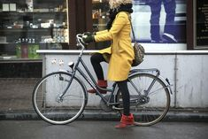 Advice for beginning commuter cyclists.
