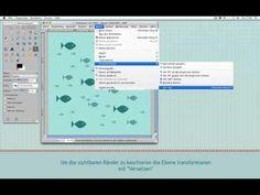 Stoffmuster-mit-GIMP.mov - YouTube