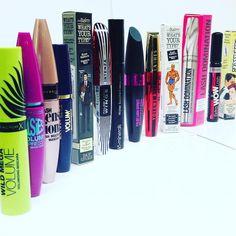 Stort maskarasalg pågangSpar opptil 30 % på bestselgere og kjente merker #iglowno #makeup #beauty #sminke #mascara #salg