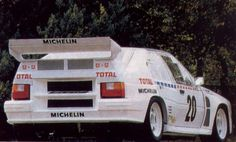 Citroen BX 4TC Group B