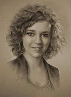 Portrait - pencil sketches by Krzysztof Lukasiewicz Portrait Sketches, Pencil Portrait, Portrait Art, Art Sketches, Portrait Paintings, Realistic Pencil Drawings, Graphite Drawings, Horse Drawings, Celebrity Drawings