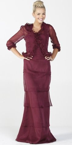 CLEARANCE - Burgundy Formal Gown $30.00 only XL to 3XL #discountdressshop #burgundy #formalwear #clearancesale #saledress #formalwear