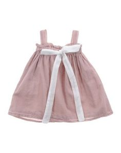 OPILILAI Girl's' Dress Pastel pink 3 months