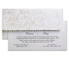 carteira - Art Invitte - Convites de casamento, Convites de 15 anos, Convites para Eventos
