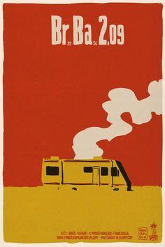 Episode Posters, Francesco Francavilla                                                                                                                                                                                 Mais