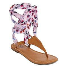 b586146540ff5 Bamboo Stardust 14m Womens Gladiator Sandals - JCPenney