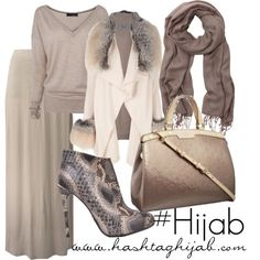 Hashtag Hijab Outfit #151