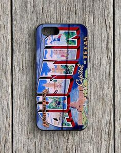 Welcome To Austin Capitol Of Texas iPhone 5 | 5S Case