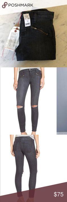 NWT Current/Elliott Soho Stiletto skinny jeans NWT Current/Elliott Soho Stiletto  Color- Caliber Destroy Size 25 No trades Current/Elliott Jeans Skinny