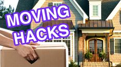 Whether your moving soon or helping someone else, these moving hacks will be sure to come in handy!   https://www.youtube.com/watch?v=P87VDEI5uj4