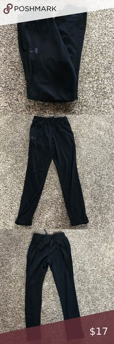 NWT MENS UNDER ARMOUR JOGGER ATHLETIC TAPERED SWEAT PANT CUFFED HEM SZ XL