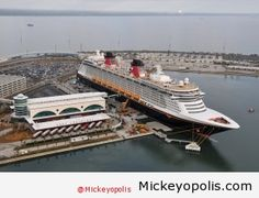 DCL Home Port Canaveral approves new cruise terminal - Mickeyopolis