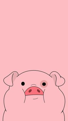 disney wallpaper cerdito fondo rosa - How To Care For Crystal Gifts Wallpaper Sky, Cartoon Wallpaper Iphone, Disney Phone Wallpaper, Homescreen Wallpaper, Iphone Background Wallpaper, Kawaii Wallpaper, Cute Cartoon Wallpapers, Trendy Wallpaper, Aesthetic Iphone Wallpaper