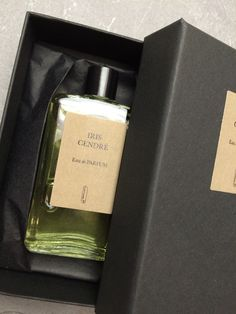 NAOMI GOODSIR - new fragrance Iris Cendré
