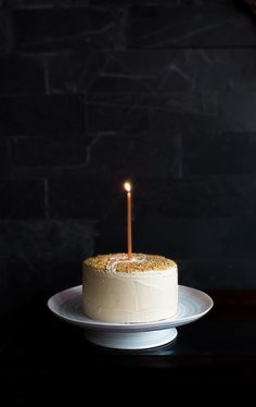 Toffee Cake | The Patterned Plate