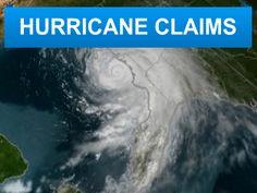 commercial adjuster hurricane damage claim