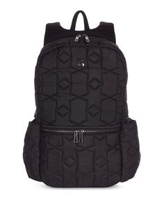 65693763bc89 Luxe Run Backpack - Black