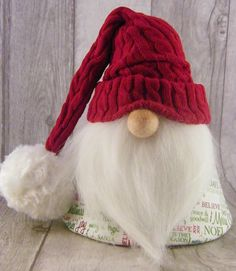 Tage Christmas Tomte Nisse Gnome