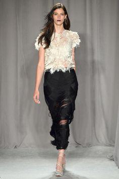 Marchesa Ready To Wear Spring Summer 2014