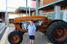 tractor called Mongrel - Google'da Ara