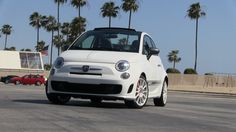 #2013 #Fiat #500 #Abarth #Convertible First #Drive & #Review (#test) @Katie Mendenhall USA @TFLcar