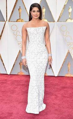 Oscars 2017 Red-Carpet Dresses   British Vogue