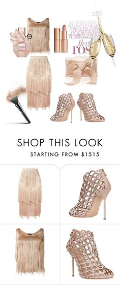 """""""Untitled #224"""" by carriebradshaw-ii on Polyvore featuring Tom Ford, Sergio Rossi and Oscar de la Renta"""