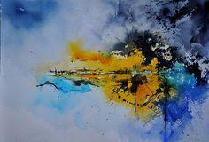 Watercolor 69212162 Painting  - Pol Ledent