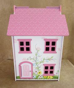Imaginarium My Fantasy dollhouse Wooden Doll Lot Furniture house family wood #Imaginarium