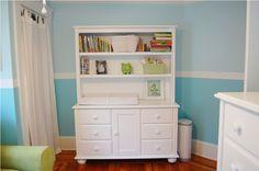 dresser/changing table-nursery