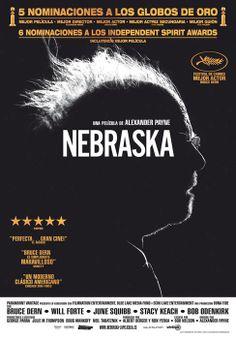 Cartel de la película  #Nebraska de @FilmsVrtigo