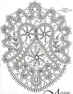 How to Crochet Bruges Lace Tap Crochet Edging Patterns, Form Crochet, Crochet Diagram, Filet Crochet, Lace Patterns, Crochet Squares, Crochet Home, Irish Crochet, Crochet Motif