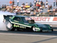 80s Funny Cars - The Northeast
