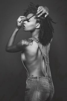 My obsession for locs is growing