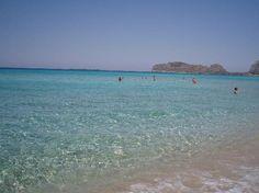 Falasarna Beach, West Crete
