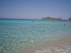 Falasarna Beach, West Crete