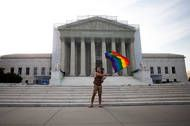 Supreme Court Bolsters Gay Marriage With Two Major Rulings (6/26/13) - In a pair of major victories for the gay rights movement, the U.S. Supreme Court  ruled that married same-sex couples were entitled to federal benefits and, by declining to decide a case from California, effectively allowed same-sex marriages there.