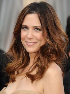 Kristen Wiig {Love her new hair color! Real Beauty, Hair Beauty, Red Carpet Hair, New Hair Colors, Great Hair, Trendy Hairstyles, 2014 Hairstyles, Hair Today, Pretty People
