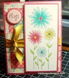 DIY A Mom Card for Mothers Day
