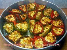 Warm Appetizers, Appetizer Recipes, Snack Recipes, Cooking Recipes, Healthy Recipes, Snacks, Cetogenic Diet, Feta, Greek Cooking