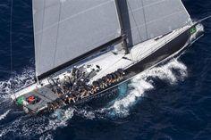 Luxury yacht Ran 2