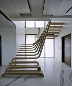 Unique Staircase Design