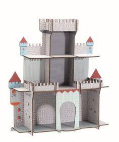 Estantería La Ciudadela Del Medieval