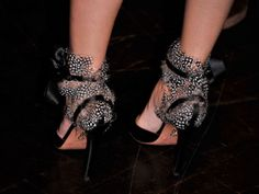 detalle zapatos joseph altuzarra olivia palermo the host screening nyc