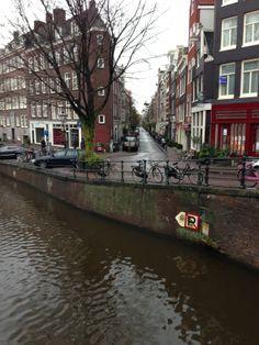 Walking around-Amsterdam//December 2012