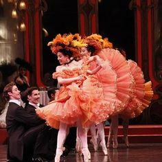 Artists of The Australian Ballet in 'The Merry Widow' - Photography Jeff Busby