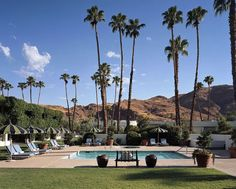 Pictures of The Parker Palm Springs